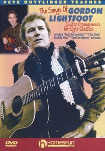 Learn to Play the Songs of Gordon Lightfoot