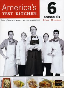 America's Test Kitchen: Season 6