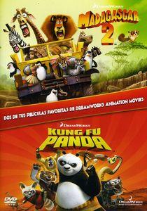 Madagascar 2-Kung Fu Panda [Import]