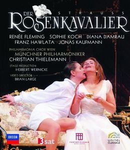 Strauss R.: Der Rosenkavalier (Blu-ray) [Import]