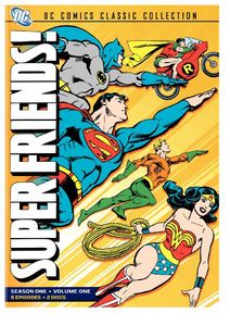 Superfriends: Season One Volume 1