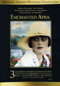 Enchanted April , Miranda Richardson