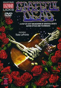 Grateful Dead Legendary Licks