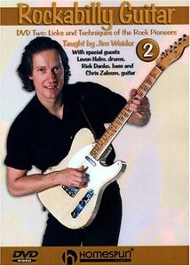 Rockabilly Guitar: Volume 2