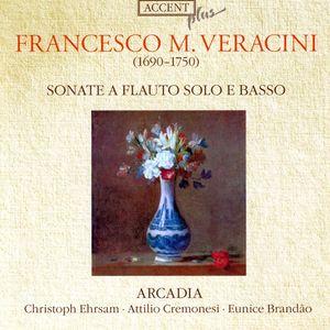 Sonate a Flauto Solo E Basso NR 1-6