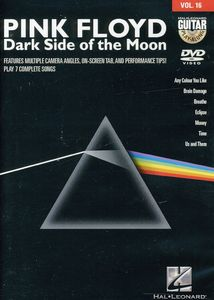 Guitar Play Along: Pink Floyd: Volume 16