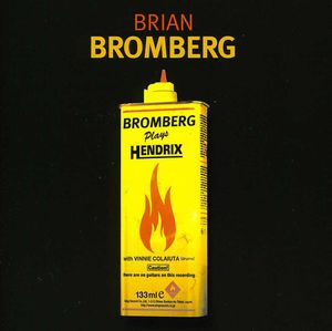 Bromberg Plays Hendrix