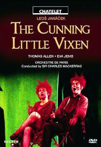 Cunning Little Vixen