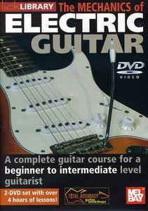 Mechanics of Electric Guitar: Mechanics of