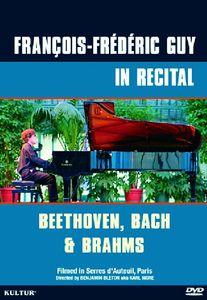 François-Frédéric Guy in Recital: Beethoven, Bach & Brahms