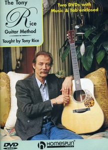 Guitar Method: Tony Rice