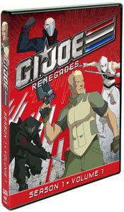 G.I. Joe: Renegades: Season 1 Volume 1