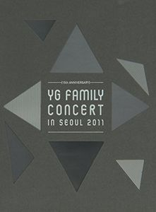 Yg Family Concert: In Seoul 2011 [Import]