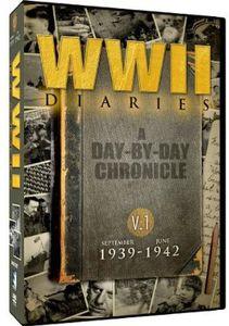 WWII Diaries Vol. 1: Sept 1939 - Jun 1942