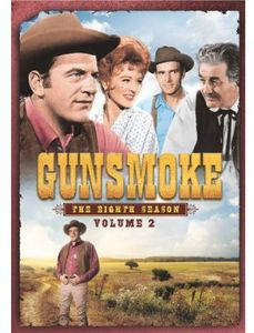 Gunsmoke: The Eighth Season Volume 2