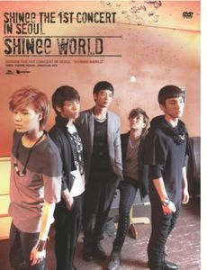 First Concert: Shinee World [Import]