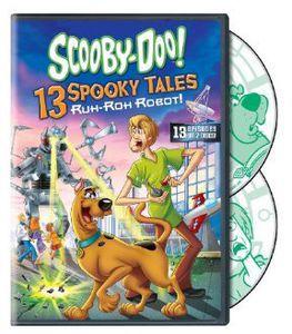 Scooby-Doo! 13 Spooky Tales Ruh-Roh Robot!