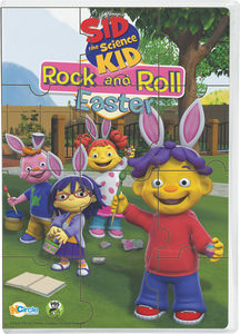 Sid the Science Kid: Sid Rock & Roll Easter With Puzzle