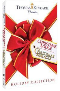 Thomas Kinkade Presents Holiday Collection: Christmas Lodge /  Christmas Miracle