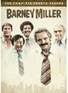 Barney Miller: The Complete Fourth Season