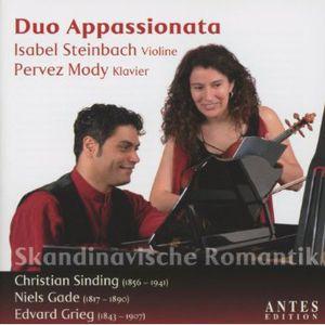 Violin Son No 2 /  Violin Son No 3: Skandinavische