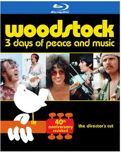 Woodstock (40th Anniversary Limited Edition)