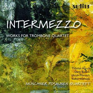 Intermezzo: Music for Trombone Quartet /  Various