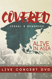 Covered: Alive in Asia