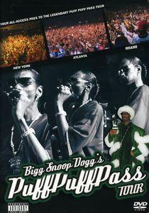 Bigg Snoop Dogg's Puff Puff Pass Tour
