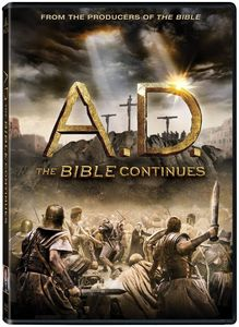 A.D.: The Bible Continues