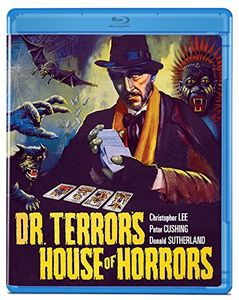 Dr. Terror's House of Horrors , Peter Cushing
