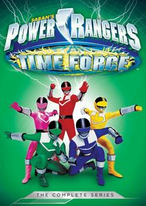 Power Rangers: Time Force: The Complete Series