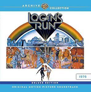 Logan's Run (Deluxe Edition) (Original Soundtrack)