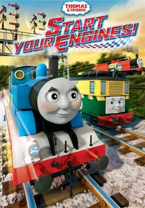 Thomas and Friends: Start Your Engines