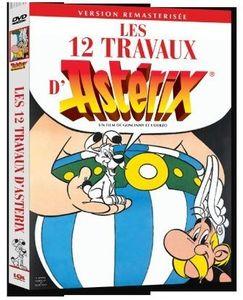 Asterix 12 Travaux D'astrix Et Cleopatre [Import]