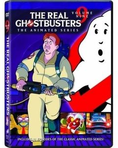 The Real Ghostbusters: Volume 9