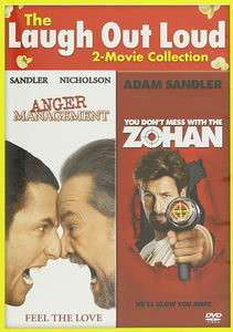 Anger Management /  You Don't Mess With the Zohan
