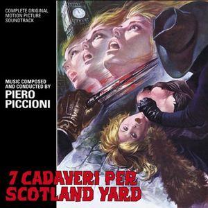 Seven Murders For Scotland Yard (Original Soundtrack) [Import]