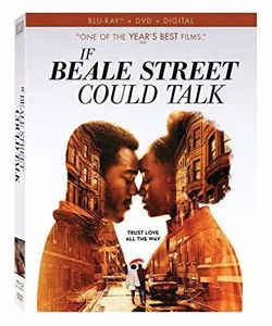 If Beale Street Could Talk , Stephan James