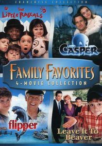 Family Favorites 4-Movie Collection