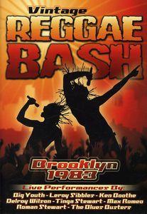 Vintage Reggae Bash: Brooklyn 1983