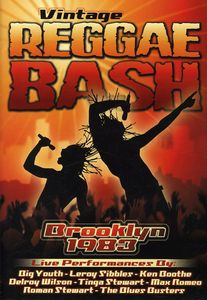Vintage Reggae Bash: Brooklyn 1983