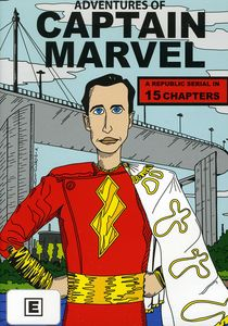 Adventures of Captain Marvel [Import]