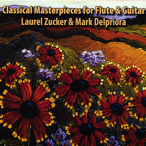 Classical Masterpieces for Flute & Guitar
