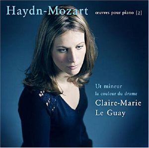 Mozart: Pno Sonata 14 /  Haydn: Pno Sonatas 33 & 58