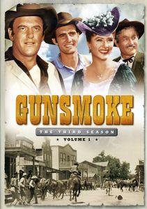 Gunsmoke: The Third Season Volume 1