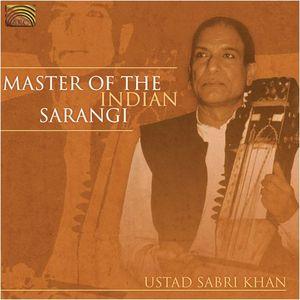 Master of the Indian Sarangi