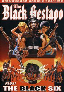 Grindhouse Double Feature: Black Gestapo /  Black