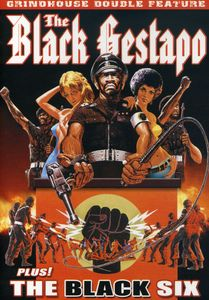 Grindhouse Double Feature: Black Gestapo /  Black