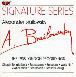 1938 London HMV Recordings